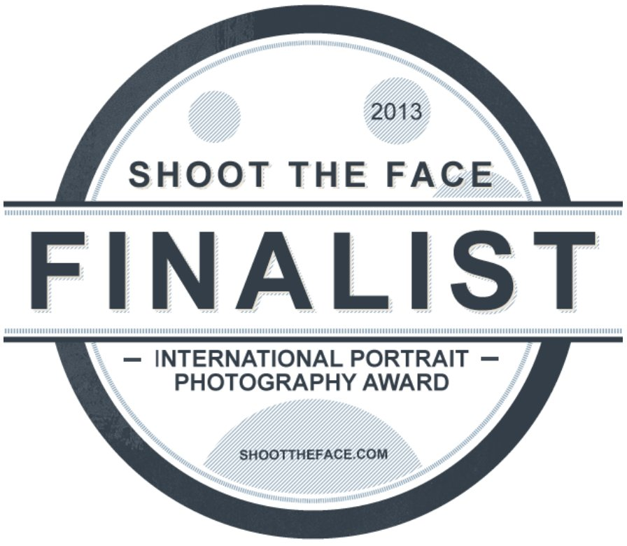 finalist shoot hte face - august 2013